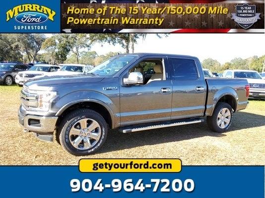 Murray Ford Starke Fl >> 2020 Ford F 150 Lariat
